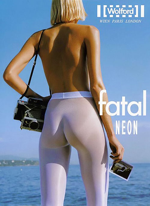 Wolford - Fatal Neon by Newton