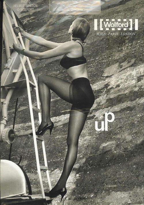 Wolford - Up by Newton